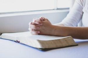 Beten am Arbeitsplatz